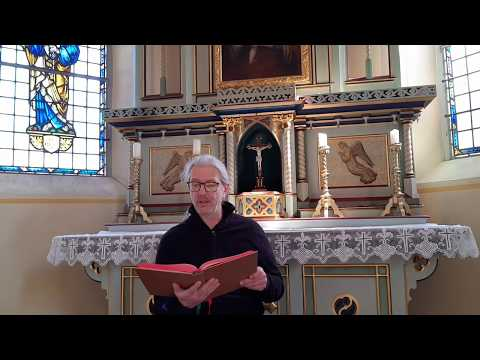 Kirche für Zuhause: Das Evangelium vom Karfreitag