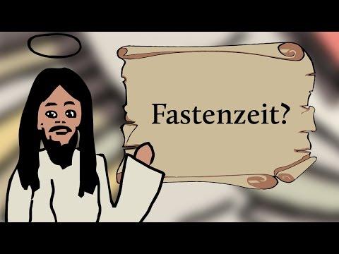 Was ist die Fastenzeit?