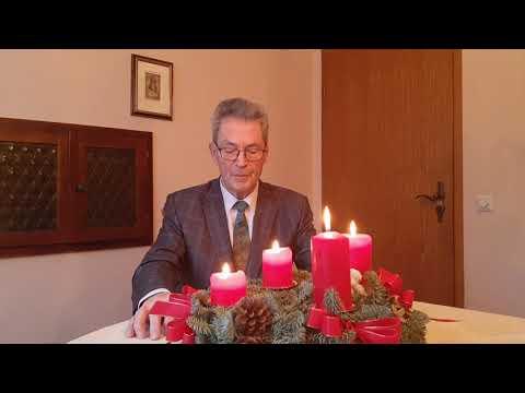 Adventsgedanken zum Mitnehmen - Vierter Advent