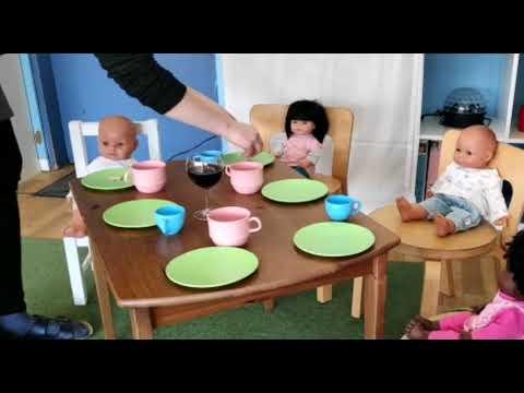 Gründonnerstag - Kindergarten Maria Patrona Bavariae