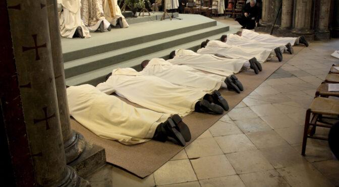 Priesterweihe in Köln