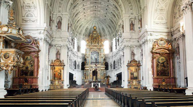 Führung durch St. Michael, München