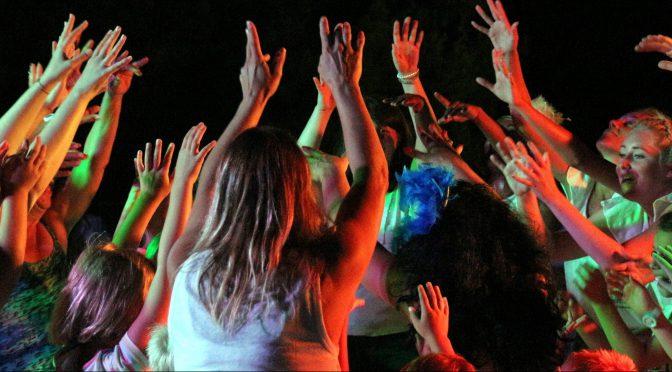 Tanzen, Rätseln und die besten Fotos und Filme